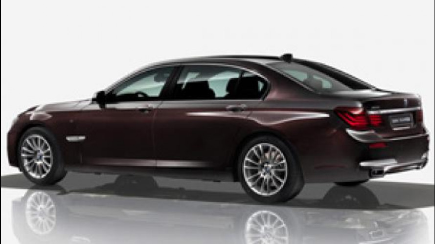 BMW Serie 7 Horse Edition, versione speciale al Salone di Pechino