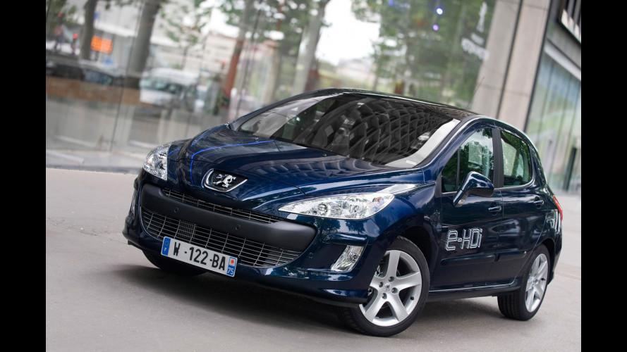 PSA: arrivano le Peugeot e Citroen e-HDi