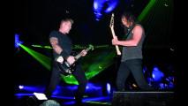Honda CR-Z al concerto dei Metallica