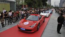 Ferrari's 20th anniversary in China