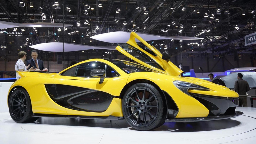 McLaren P1 completes long awaited arrival