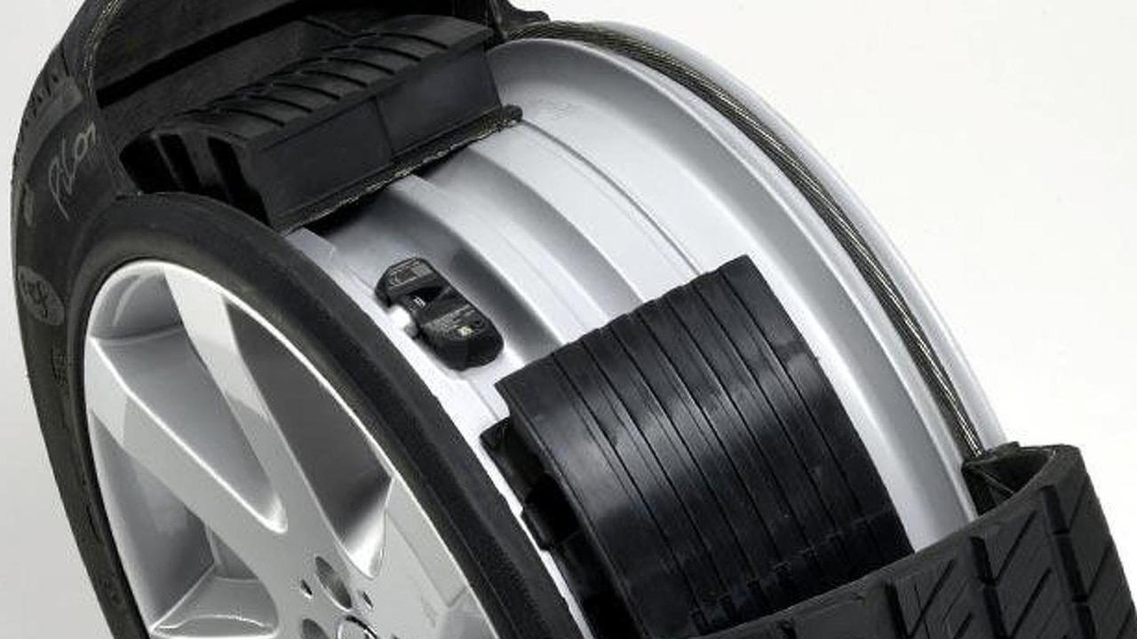 Run-flat tire