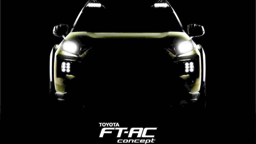 Toyota FT-AC Brightened