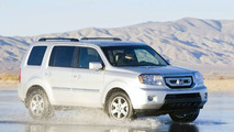 Second Generation 2009 Honda Pilot