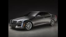 Nuova Cadillac CTS: le prime foto