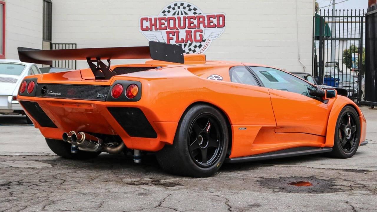 2000 Lamborghini Diablo Gt R For Sale Photo
