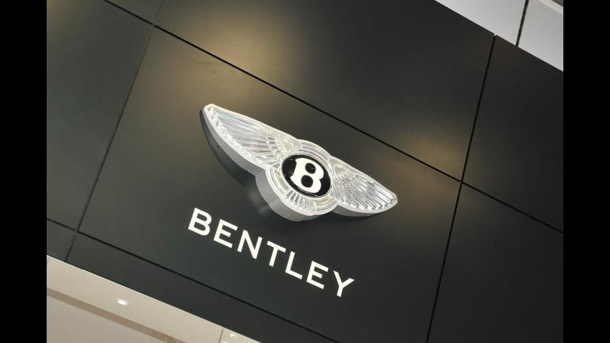 Bentley al Salone di Parigi 2012