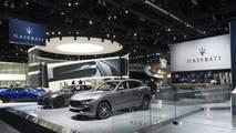 Maserati 2017 Los Angeles Auto Show