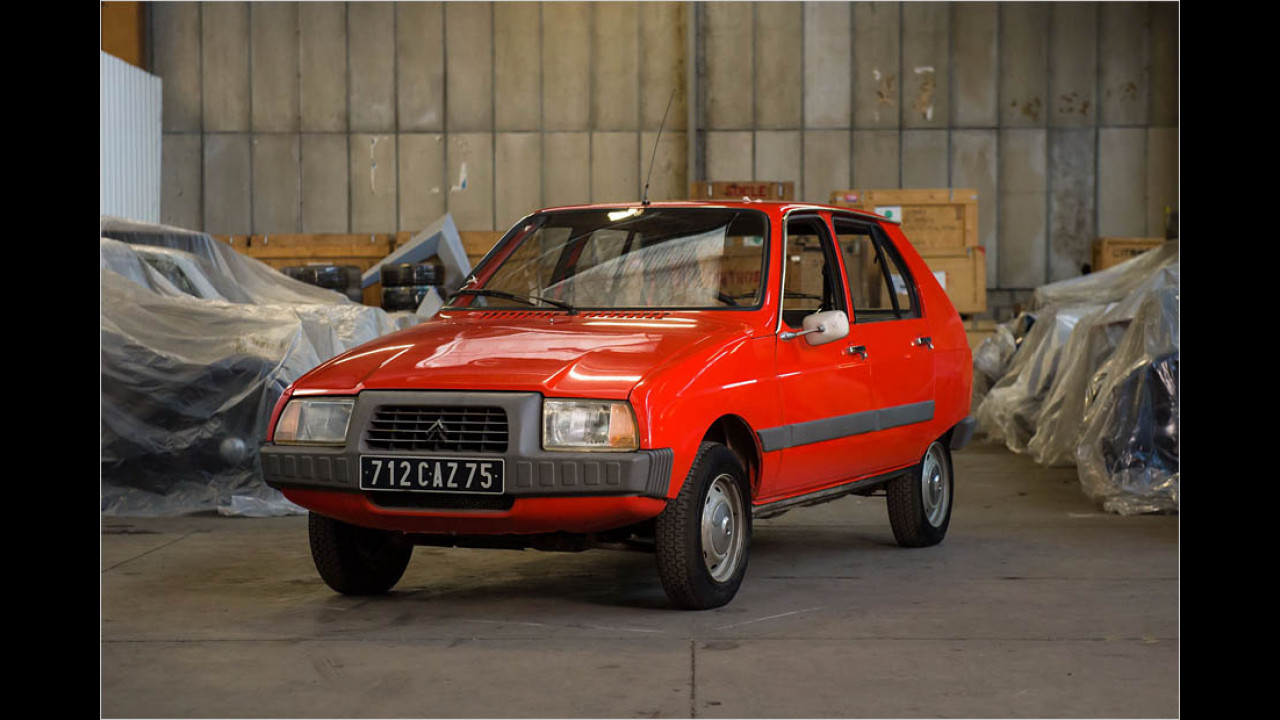 1979 Citroën Visa Super