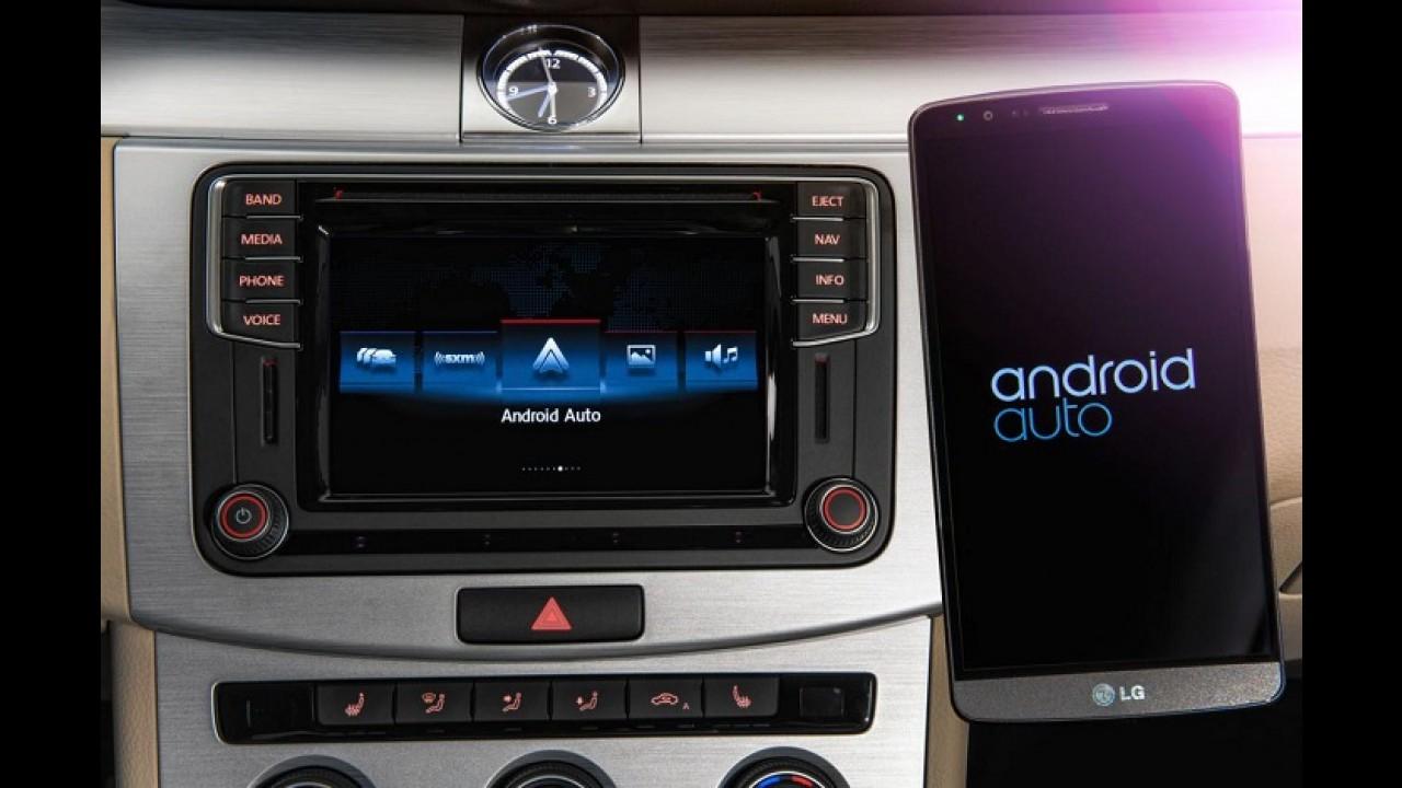 Depois do Brasil, Volks oferecerá Apple CarPlay e Android Auto nos EUA