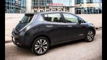 Nissan vai antecipar nova geração do Leaf com conceito até o fim do ano