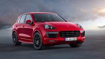 Porsche Cayenne GTS rojo