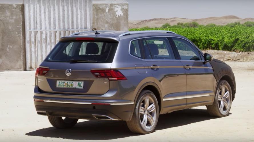Volkswagen Arteon, Tiguan Allspace et Up! GTI