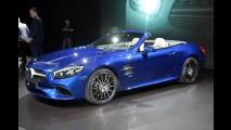 Los Angeles: novo Mercedes Classe SL 2017 estreia em grande estilo