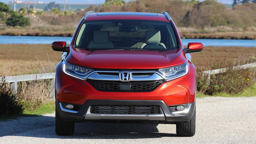 2017 Honda CR-V: İlk Sürüş