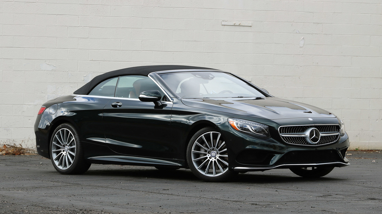 2017 mercedes benz s550 cabriolet review all the luxury for 2017 mercedes benz msrp