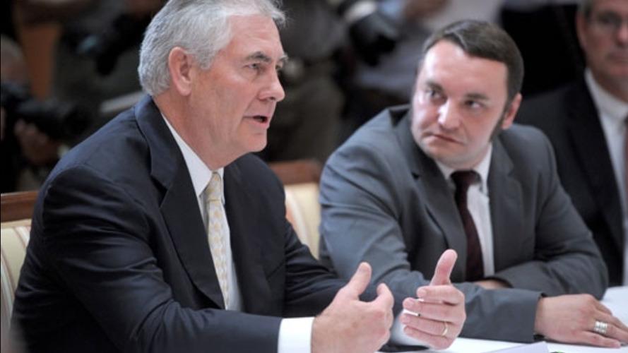 Le patron d'Exxon Mobil pour diriger la diplomatie américaine ?