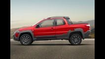 Fiat Strada 2017 ganha novas versões e tem preço inicial de R$ 46.790