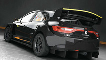 Guerlain Chicherit and the 2018 Renault Megane R.S. RX