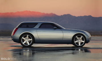 Chevrolet Nomad Concept