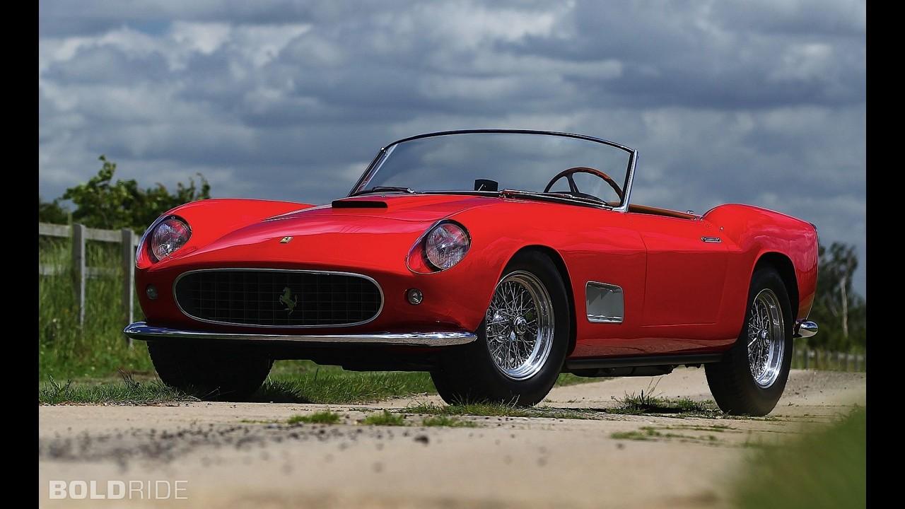 Ferrari 250 testa rossa vanachro Gallery