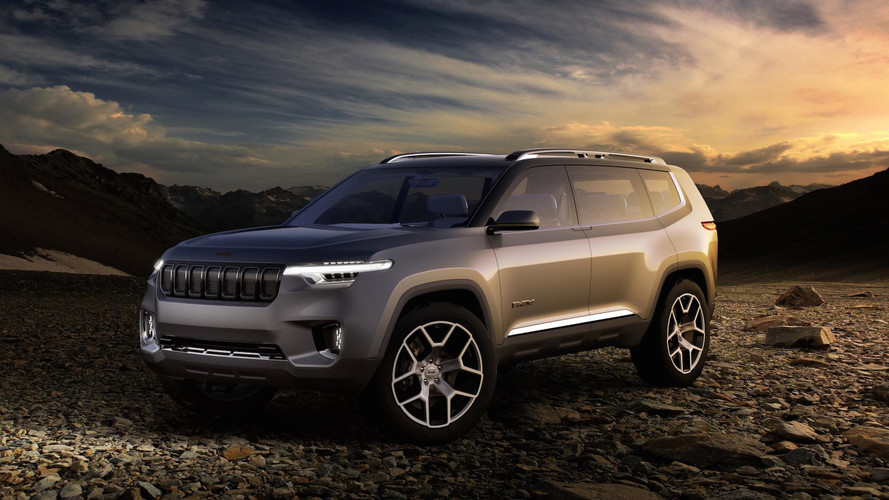 Segredo: Jeep registra inédito SUV topo de linha no Brasil