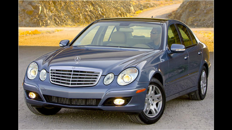 DaimlerChrysler zieht Bluetec-Start in Europa auf Oktober vor