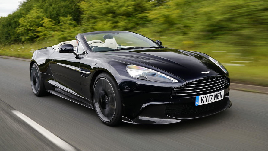 Aston Martin >> Aston Martin News And Reviews Motor1 Com