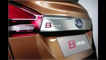 Premiere für Ford B-Max