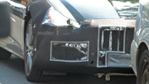 2017 Maserati Quattroporte spy photo