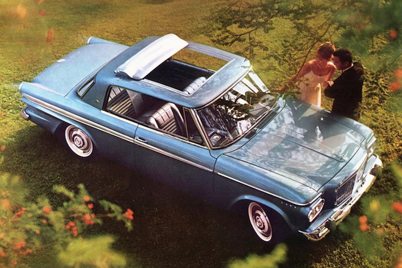 1963 Studebaker Lark Daytona: Late in Life, But Early in the Game