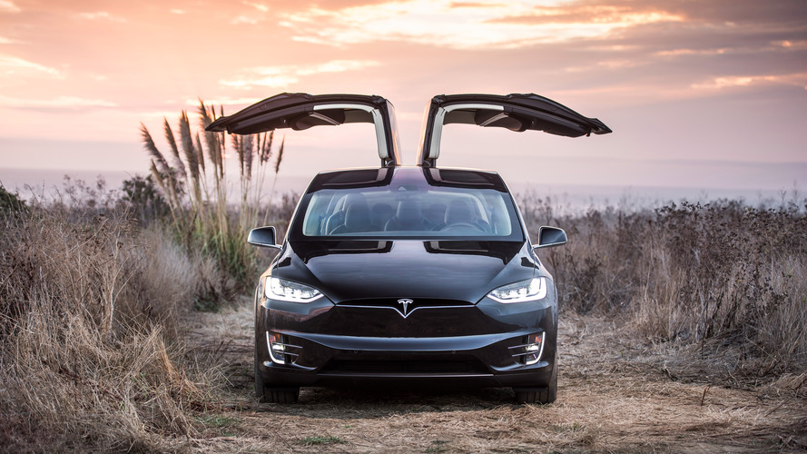 Tesla Model X recalled over third-row seats
