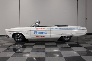 This 1965 Indy 500 Pace Car is an Unexpected eBay Find