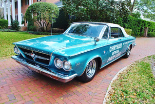 Set the Pace With This 1963 Chrysler 300 'Pace Setter' Special Edition