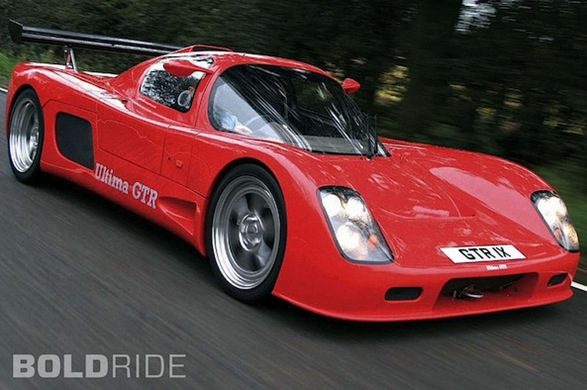 Seven Super Track-Day Cars