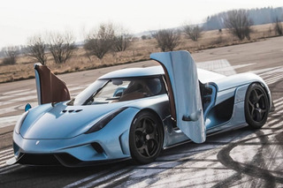 Koenigsegg Will Build a Four-Door Super Sedan