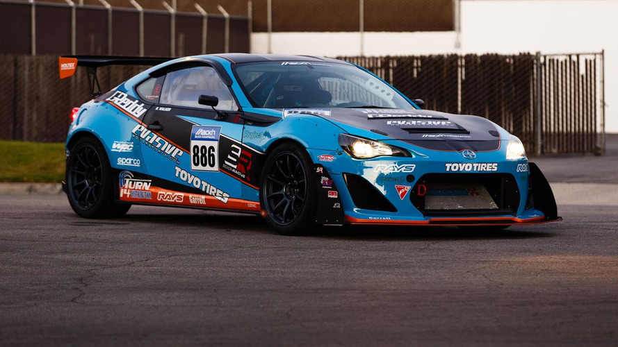 Mackin Industries Scion FR-S to tackle Pikes Peak
