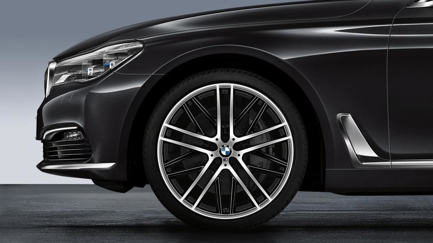 BMW adds M Performance parts and accessories for the 7-Series