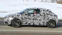 Audi A1 spy photo - 04.02.2010