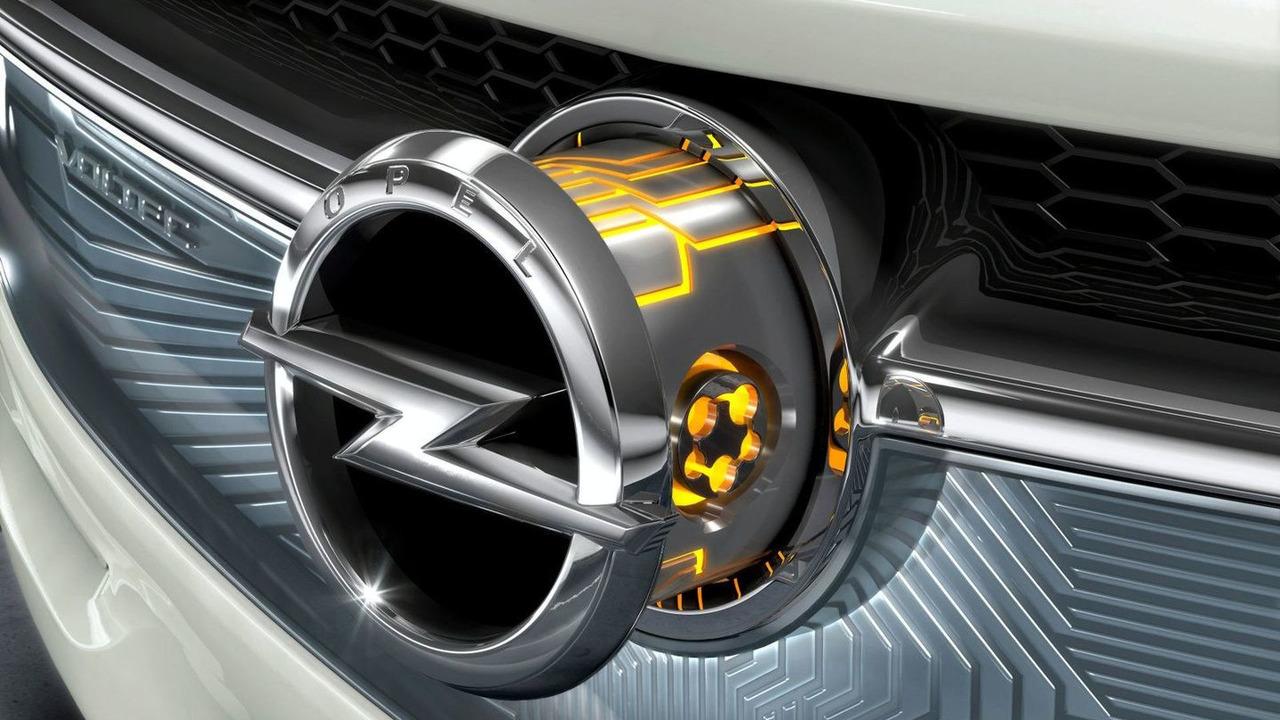 Opel Flexitreme GTE Concept Teaser - 11.02.2010