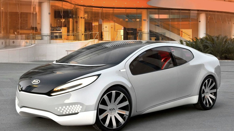 Kia Ray Concept Revealed in Chicago
