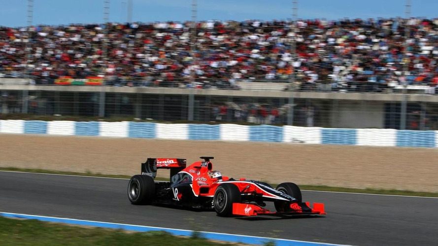 Big crowd gathers for final Jerez test day