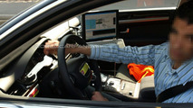 Next Generation Audi A8 Test Interior