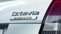 Skoda Octavia Greenline in Geneva