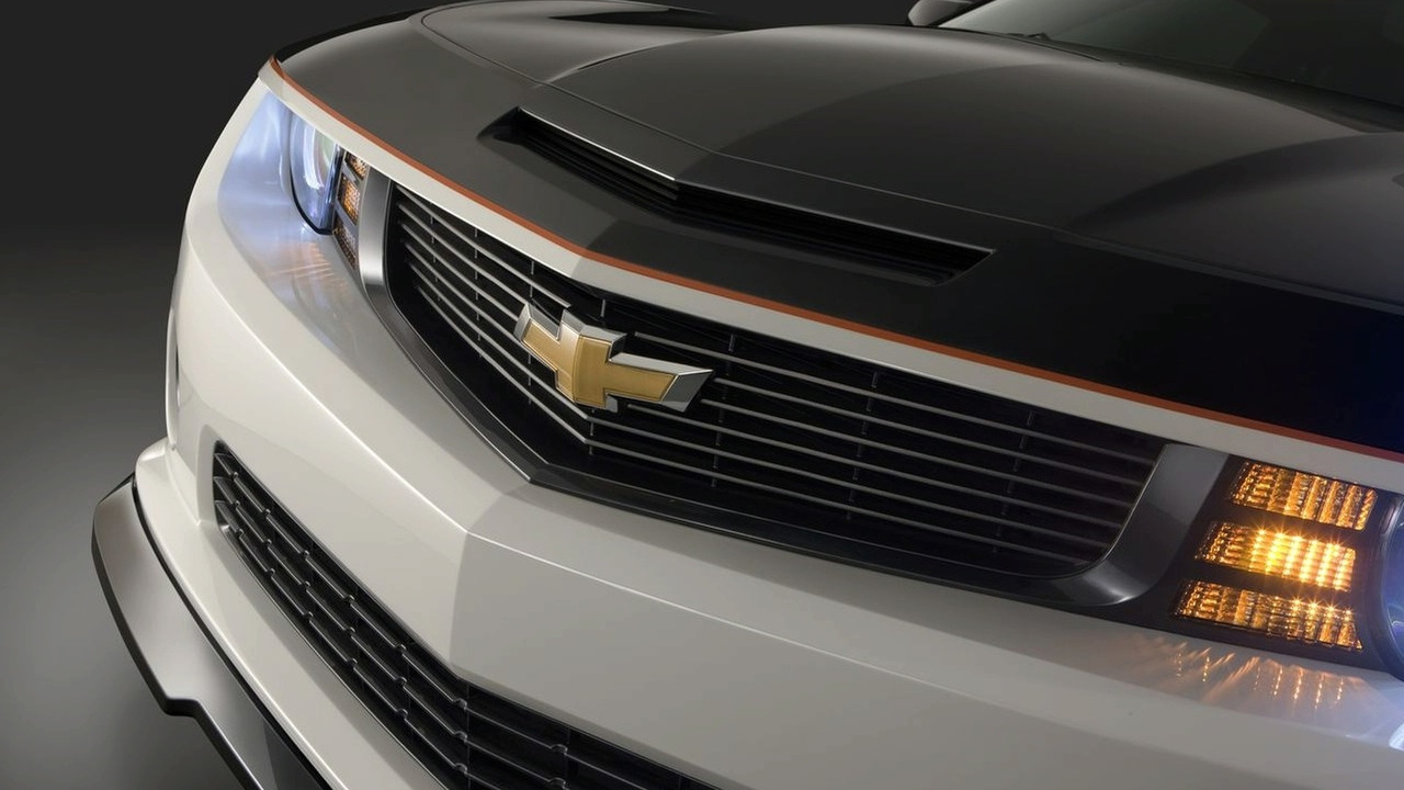 Camaro chevy camaro accessories : Chevy Camaro Gets Full Line of Performance Parts and Accessories
