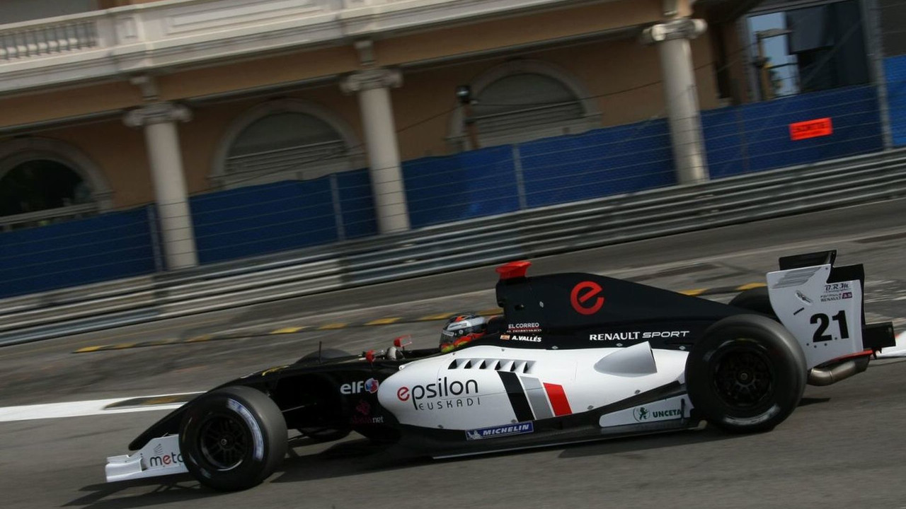 Epsilon Euskadi at Monaco Grand Prix