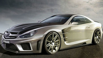 Carlsson C25 Super-GT Concept preview - 27.01.2010
