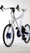 Lexus Hybrid Bicycle Concept 27.04.2010
