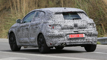 Heavily camouflaged 2016 Renault Megane hatchback spied ahead of Frankfurt Motor Show launch