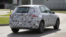 Next generation Mercedes-Benz GLK/GLC spy photo
